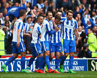 BRIGHTON HOVE ALBION 2017 PROMOTION 03 (FOOTBALL) PHOTO PRINTS AND MUGS