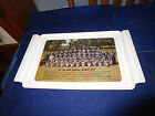 1970 Baltimore Colts Team Photo Super Bowl V Champs Football Serving Tray