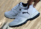 Stylish Lightweight White Sport Shoes for men's