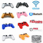 100% New Wireless Controller For Game Ps3 Playstation 3 Bluetooth Gamepad Joypad