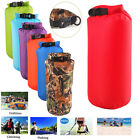 8L15L Ultralight Waterproof Compression Canoe Camping Swimming Floating Dry Bag
