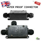 Packs of 2/3 Way Outdoor-Waterproof-IP65-Cable Connector-Junction Box-240V-UK