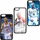 RUSSEL WESTBROOK OKLAHOMA CITY THUNDER NBA COVER CASE FOR APPLE IPHONE.