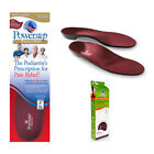 Powerstep Pinnacle MAXX Full Length Orthotic Shoe Insoles ALL SIZES