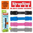 STRAP STOP BABY CAR SEAT SAFETY CHEST STRAP CHILD SAFETY PINK, BLUE