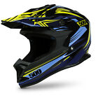 509 Altitude Snocross Open Face Snowmobile Helmet w/ Chin Curtain & Breathbox