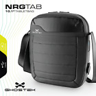 "Ghostek NRGtab Series 10.1"" Tablet Carrying Bag Charging Messenger Shoulder Case"