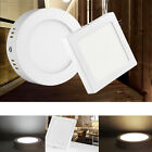 Surface Mounted LED Panel Light Ceiling Downlight Wall Lamp Cool Warm White
