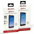New ZAGG InvisibleShield Glass+ Tempered Screen Protector iPhone 7 6 6s 7 Plus