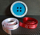 ***No 1 Liverpool Football fan Cake Ribbon or Gift Wrap 25mm x 1 meter Any Name*