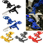Adjustable Rearsets Foot Peg Rear Sets For YAMAHA MT-07 2013-2017/FZ-07 2015-17