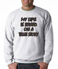 Long Sleeve T-shirt Unique My Life Is Based On A True Story