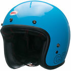 Bell Custom 500 Retro Blue DOT and ECE Approved ** CLEARANCE **