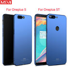 MSVII Ultra Thin Slim Matte Hard Case Back Cover For Oneplus 5 A5000