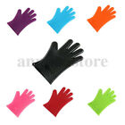 1PC Gloves Heat Resistant Silicone Gloves Kitchen BBQ Oven Cooking Mitts Hot