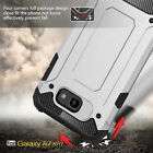For Samsung A320 A520 A720 Tough Hard Armor Hybrid Rubber Shockproof Case Cover
