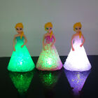 Colorful Changing Figures LED Night Light Table Lamp Decor Kids Toy Gift Toy