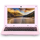 """Promotion Android 10"""" VIA8880 Netbook Dual Core Laptop Camera WiFi Notebook HDMI"""
