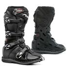 Forma COUGAR youth kids black motocross motorcycle boots
