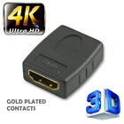 HDMI Female to Female Coupler Converter/Adapter 3D And 4K Resolution