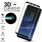 Full Cover Tempered Glass Screen Protector For Samsung Galaxy S8+S7 S6 Edge Plus