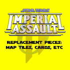 Kyпить Star Wars Imperial Assault Replacement Game Parts - Cards, Tokens, Dice, Etc на еВаy.соm