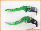Ducati MONSTER M750 M750IE 94-02 Short Dagger CNC Adjustable Brake Clutch Levers