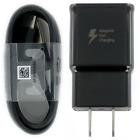 New OEM Samsung Galaxy S8 Edge Plus Type-C Adaptive Fast Wall Charger G5 G6 V20 фото