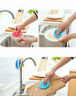 Multi-function Multipurpose Food Grade Antibacterial Silicone Two-sided Cleaner