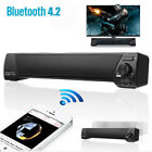 Soundbar Bluetooth Sound Bar Speaker Home Theater System Built-in Subwoofer