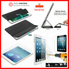 """Magnet Case Cover 3D Tempered Glass Screen Protector For Apple iPad Pro 10.5"""""""