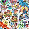 Personalised Birthday Party Stickers Thank You For Coming