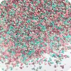UNICORN MIX Edible Glittery Glimmer Sugar Crystals Cupcake Sprinkles Decoration