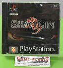 ShaoLin OVP Sony Playstation 1 P1 PSX Pone  NEU in Folie! Kampfspiel NEW BOX