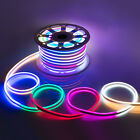 WYZworks Flexible RGB Multi-Color Waterproof Soft Single Single Sided LED Rope