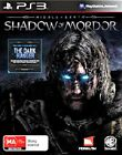 Middle-Earth Shadow of Mordor - Playstation 3 (NEW) 31965-NEW