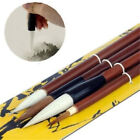 4Pcs set Brush Writing Pen Watercolor Painting Traditional Chinese Calligraphy ♫