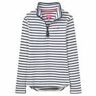 Joules Womens Fairdale Sweater Jumper Pullover Zip Collar Neck Robinsons New