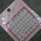 Buy 2 Get 1, 3D Nail Art Stickers Cute Hello Kitty Decals for Nail Gel Polish