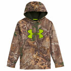 Under Armour Youth Camo Scent Control Hoodie (Realtree Xtra) 1248041-946