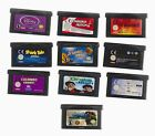 NINTENDO GAMEBOY ADVANCE CARTRIDGE ONLY MULTILISTING