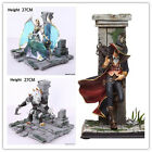 LOL League of Legends Rengar Twisted Morgana Action Figure Statue 3D Model Toy