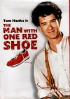 NEW DVD -  THE MAN WITH ONE RED SHOE - Tom Hanks, Lori Singer, Dabney Coleman, C