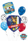 Jumbo Paw Patrol Birthday Balloon Bouquet Kids Party Decorations