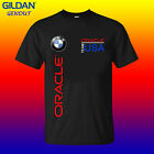 NEW Team USA Oracle America's Cup BMW Racing t-shirt Sail Racing S-XXL image