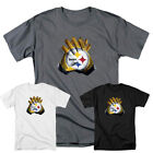 Pittsburgh Steelers Shirt Steelers Players Gloves Jersey T-Shirt