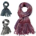 Conte Women's Cute Warm Soft Winter SCARF, multiple colors  | FREE Shipping