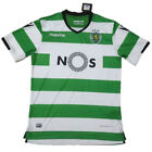 17/18 Sporting Clube de Portugal Lisbon Men Soccer Jersey Shirt T Shirt All Size