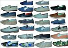 Mens Boys FLOSSY FLOSSIES Canvas Leather Summer Beach Leisure CLEARANCE 2