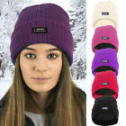 Kyпить LADIES WOMENS BEANIE HAT WARM FLEECE LINED R40 THERMAL INSULATION на еВаy.соm